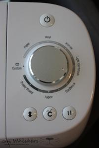 Smart set dial.